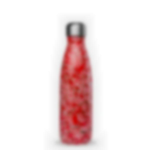 cantimplora isotermica acero inoxidable flowers 500ml 1