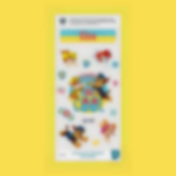 Stickers pour gourde - Pat'Patrouille Funday