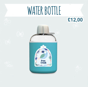 Isothermal water bottle for children